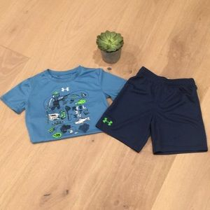 "Under Armour • Boys ""Reel It In"" Fishing Outfit"